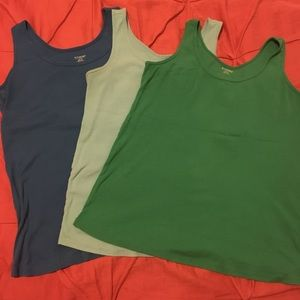 Three Soft and Comfy Maternity Tanks
